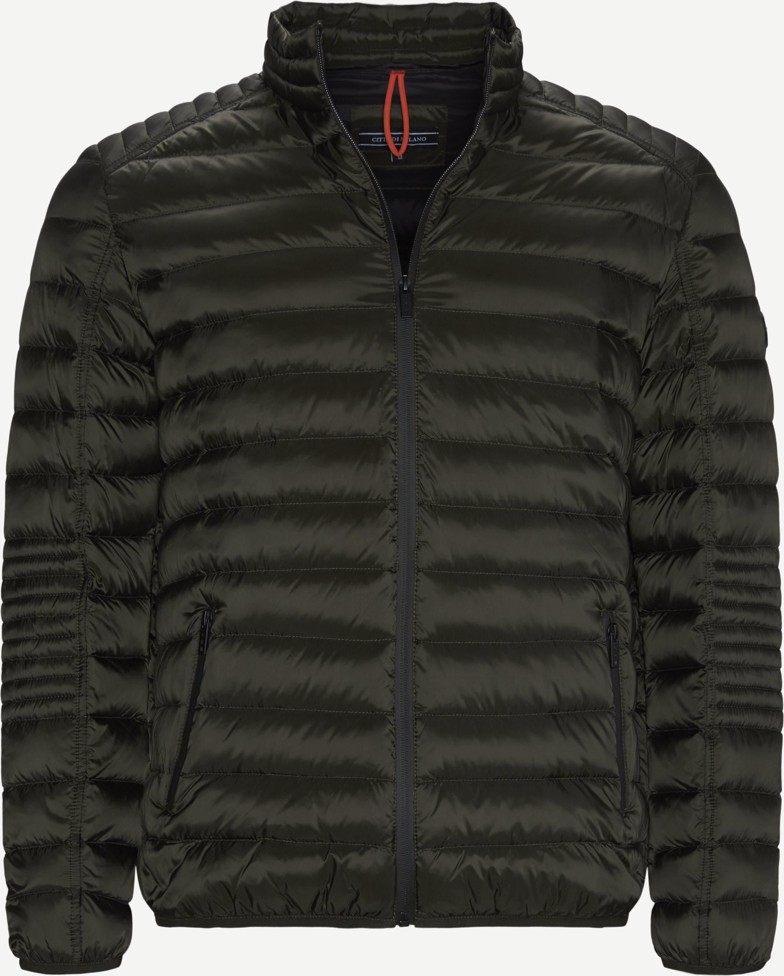 Jackets - Regular - Green